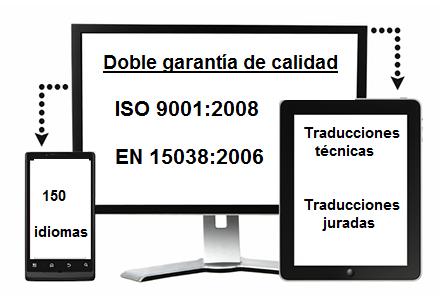 Servicio de traducción jurada y técnica