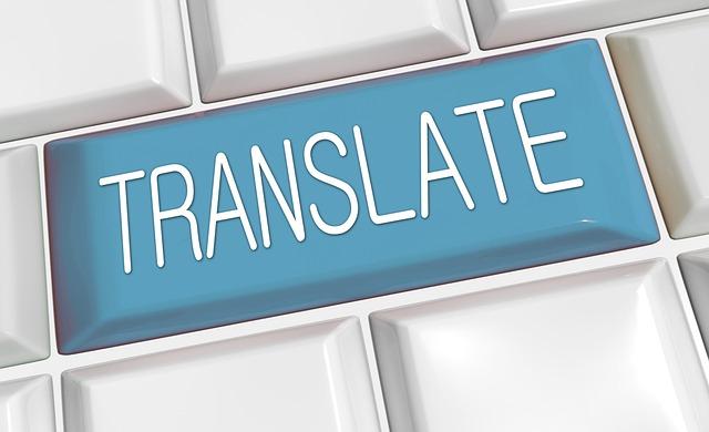 Traducción online